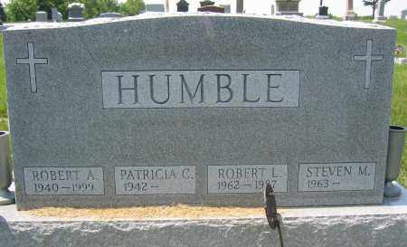 HUMBLE, STEVEN M. - Union County, Ohio | STEVEN M. HUMBLE - Ohio Gravestone Photos
