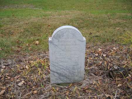 HYDE, ELIZA DAVIS - Union County, Ohio | ELIZA DAVIS HYDE - Ohio Gravestone Photos