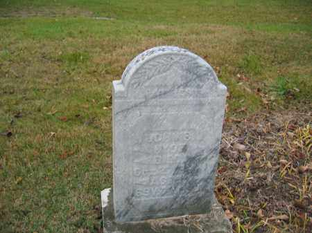HYDE, JOHN B. - Union County, Ohio   JOHN B. HYDE - Ohio Gravestone Photos