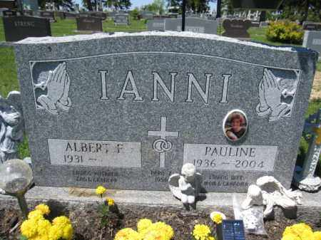 IANNI, PAULINE - Union County, Ohio | PAULINE IANNI - Ohio Gravestone Photos
