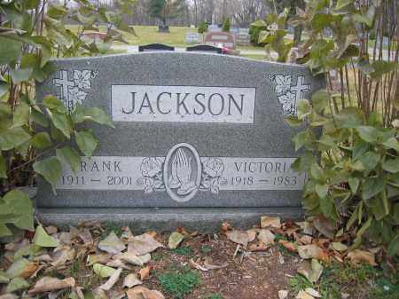 JACKSON, FRANK - Union County, Ohio | FRANK JACKSON - Ohio Gravestone Photos