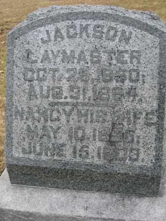 JACKSON, NANCY - Union County, Ohio | NANCY JACKSON - Ohio Gravestone Photos