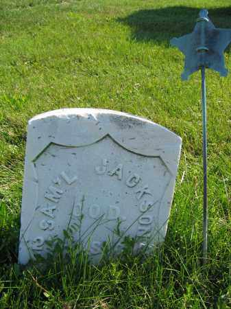 JACKSON, SAMUEL - Union County, Ohio | SAMUEL JACKSON - Ohio Gravestone Photos