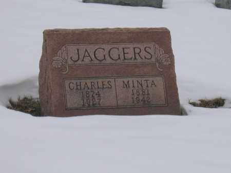 JAGGERS, MINTA - Union County, Ohio | MINTA JAGGERS - Ohio Gravestone Photos