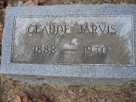 JARVIS, CLAUDE - Union County, Ohio | CLAUDE JARVIS - Ohio Gravestone Photos
