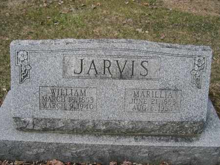 JARVIS, MARILLIA - Union County, Ohio | MARILLIA JARVIS - Ohio Gravestone Photos