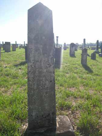 JENKINS, CLARISA - Union County, Ohio | CLARISA JENKINS - Ohio Gravestone Photos