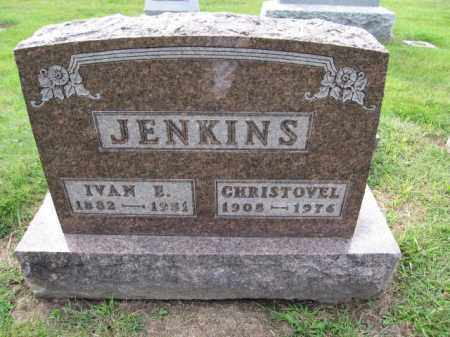 JENKINS, CHRISTOVEL - Union County, Ohio | CHRISTOVEL JENKINS - Ohio Gravestone Photos