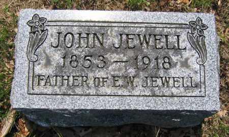 JEWELL, JOHN - Union County, Ohio | JOHN JEWELL - Ohio Gravestone Photos