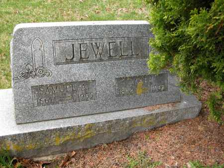 JEWELL, SAMUEL A. - Union County, Ohio | SAMUEL A. JEWELL - Ohio Gravestone Photos