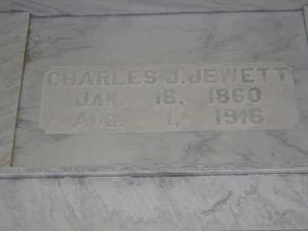 JEWETT, CHARLES J. - Union County, Ohio | CHARLES J. JEWETT - Ohio Gravestone Photos