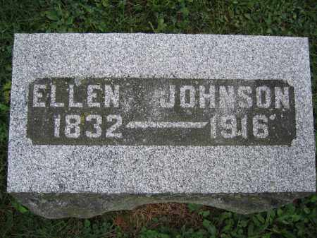 JOHNSON, ELLEN - Union County, Ohio | ELLEN JOHNSON - Ohio Gravestone Photos