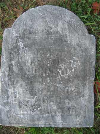 JOHNSON, HELLEN - Union County, Ohio | HELLEN JOHNSON - Ohio Gravestone Photos