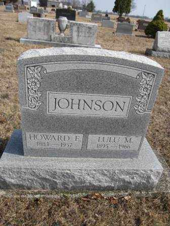 JOHNSON, LULU M. - Union County, Ohio | LULU M. JOHNSON - Ohio Gravestone Photos