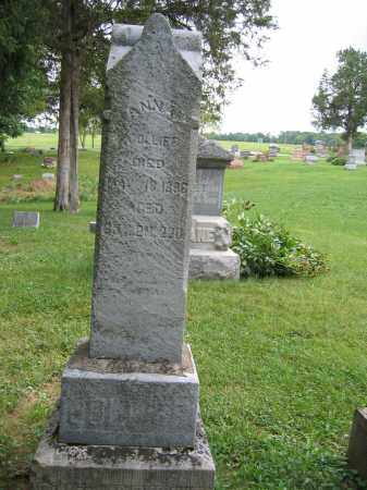 JOLLIFF, HANNAH - Union County, Ohio | HANNAH JOLLIFF - Ohio Gravestone Photos