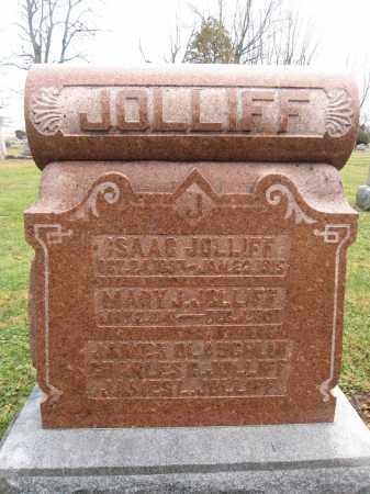 JOLLIFF, ISAAC - Union County, Ohio | ISAAC JOLLIFF - Ohio Gravestone Photos