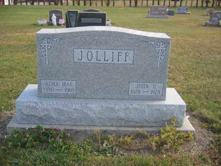 JOLLIFF, ALMA MAE - Union County, Ohio | ALMA MAE JOLLIFF - Ohio Gravestone Photos