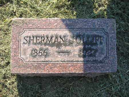 JOLLIFF, SHERMAN - Union County, Ohio | SHERMAN JOLLIFF - Ohio Gravestone Photos