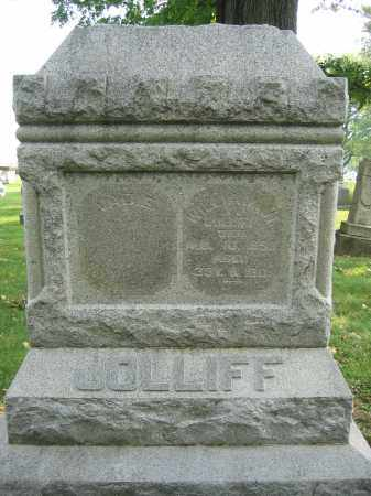 JOLLIFF, WILLIAM W. - Union County, Ohio | WILLIAM W. JOLLIFF - Ohio Gravestone Photos