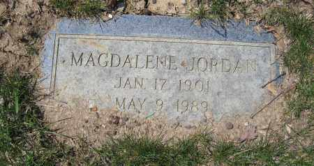 JORDAN, MAGDALENE - Union County, Ohio | MAGDALENE JORDAN - Ohio Gravestone Photos