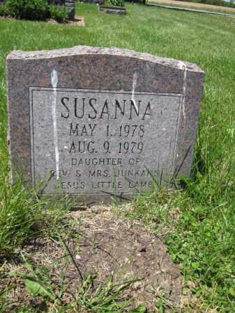 JUNKANS, SUSANNA - Union County, Ohio | SUSANNA JUNKANS - Ohio Gravestone Photos