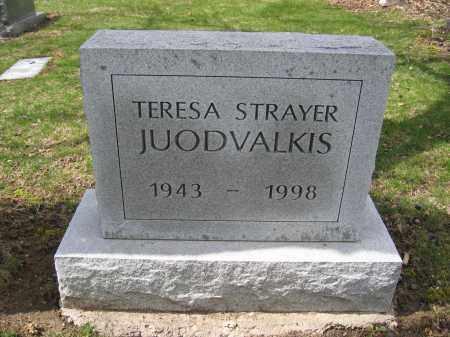 JUODVALKIS, TERESA STRAYER - Union County, Ohio | TERESA STRAYER JUODVALKIS - Ohio Gravestone Photos
