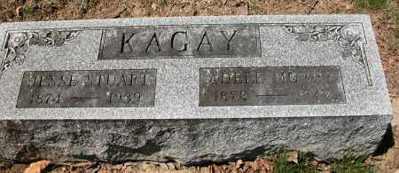 KAGAY, ADELE MOWRY - Union County, Ohio | ADELE MOWRY KAGAY - Ohio Gravestone Photos