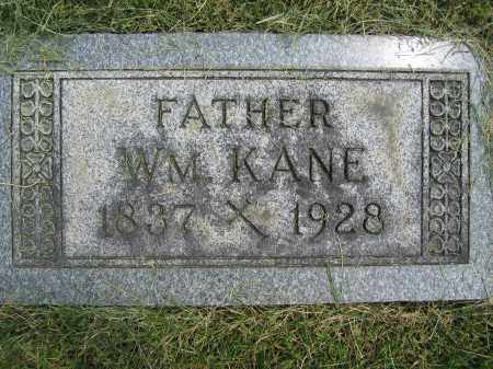 KANE, WILLIAM - Union County, Ohio | WILLIAM KANE - Ohio Gravestone Photos