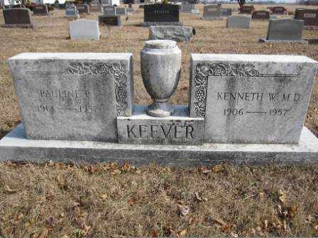 KEEVER, KENNETH W. - Union County, Ohio | KENNETH W. KEEVER - Ohio Gravestone Photos