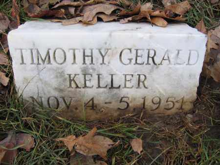 KELLER, TIMOTHY GERALD - Union County, Ohio | TIMOTHY GERALD KELLER - Ohio Gravestone Photos