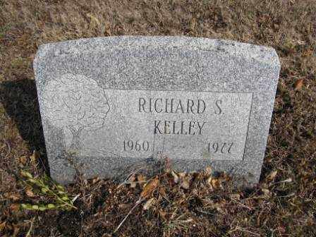 KELLEY, RICHARD S. - Union County, Ohio | RICHARD S. KELLEY - Ohio Gravestone Photos