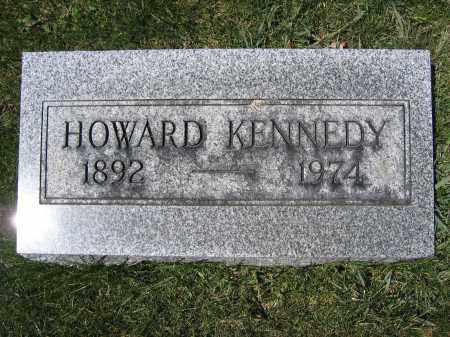 KENNEDY, HOWARD - Union County, Ohio | HOWARD KENNEDY - Ohio Gravestone Photos