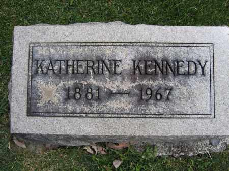 KENNEDY, KATHERINE - Union County, Ohio | KATHERINE KENNEDY - Ohio Gravestone Photos