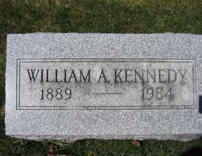 KENNEDY, WILLIAM - Union County, Ohio | WILLIAM KENNEDY - Ohio Gravestone Photos
