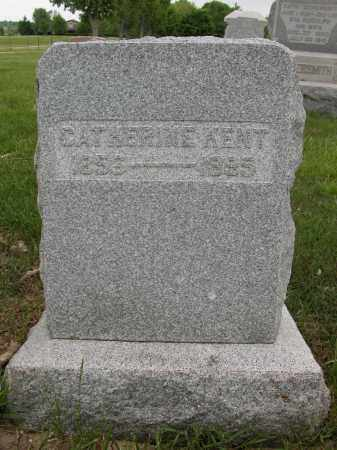 KENT, CATHERINE - Union County, Ohio | CATHERINE KENT - Ohio Gravestone Photos