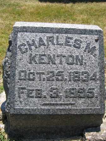 KENTON, CHARLES M. - Union County, Ohio | CHARLES M. KENTON - Ohio Gravestone Photos