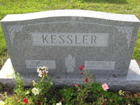 KESSLER, VIRGINIA L. - Union County, Ohio | VIRGINIA L. KESSLER - Ohio Gravestone Photos