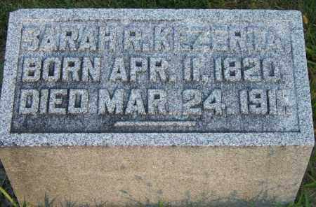 KEZERTA, SARAH R - Union County, Ohio | SARAH R KEZERTA - Ohio Gravestone Photos