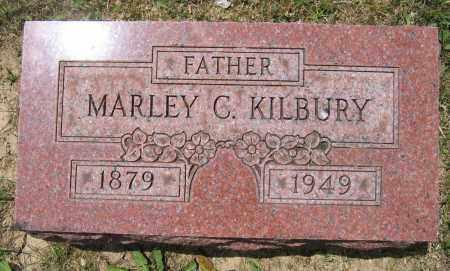 KILBURY, MARLEY C. - Union County, Ohio | MARLEY C. KILBURY - Ohio Gravestone Photos