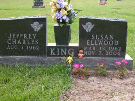 KING, SUSAN ELLWOOD - Union County, Ohio | SUSAN ELLWOOD KING - Ohio Gravestone Photos