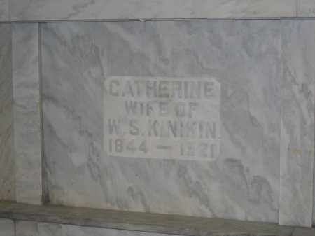 KINIKIN, CATHERINE - Union County, Ohio | CATHERINE KINIKIN - Ohio Gravestone Photos
