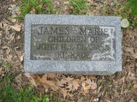KINKADE, JAMES - Union County, Ohio | JAMES KINKADE - Ohio Gravestone Photos