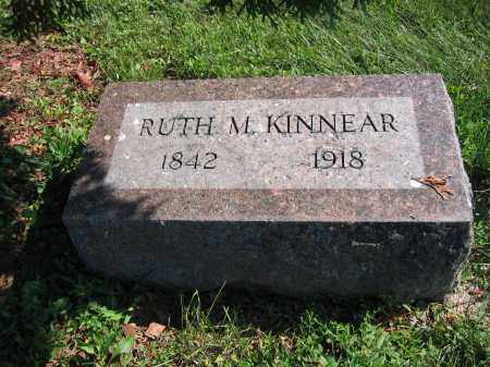 KINNEAR, RUTH M. - Union County, Ohio | RUTH M. KINNEAR - Ohio Gravestone Photos