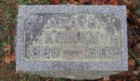 KINNEY, ADA S. - Union County, Ohio | ADA S. KINNEY - Ohio Gravestone Photos