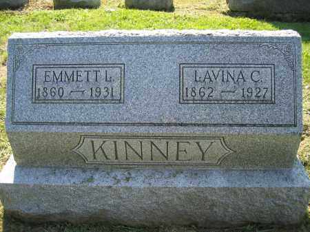 KINNEY, EMMETT L. - Union County, Ohio | EMMETT L. KINNEY - Ohio Gravestone Photos