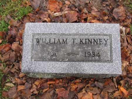 KINNEY, WILLIAM T. - Union County, Ohio | WILLIAM T. KINNEY - Ohio Gravestone Photos