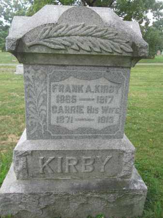 KIRBY, CLIFFORD - Union County, Ohio | CLIFFORD KIRBY - Ohio Gravestone Photos