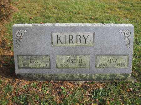 KIRBY, ALVA - Union County, Ohio | ALVA KIRBY - Ohio Gravestone Photos