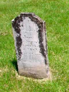 MITCHELL KIRKPATRICK, JANE - Union County, Ohio | JANE MITCHELL KIRKPATRICK - Ohio Gravestone Photos