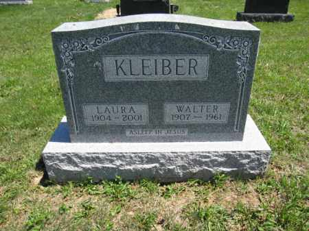 KLEIBER, LAURA - Union County, Ohio | LAURA KLEIBER - Ohio Gravestone Photos